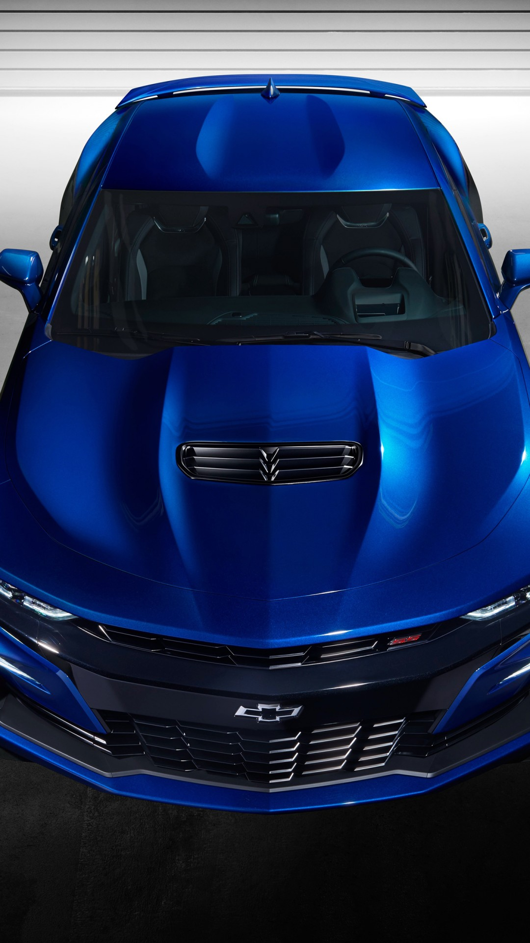 2019 Chevrolet Camaro SS 4K Car Wallpaper - iPhone 6 / 6S Plus