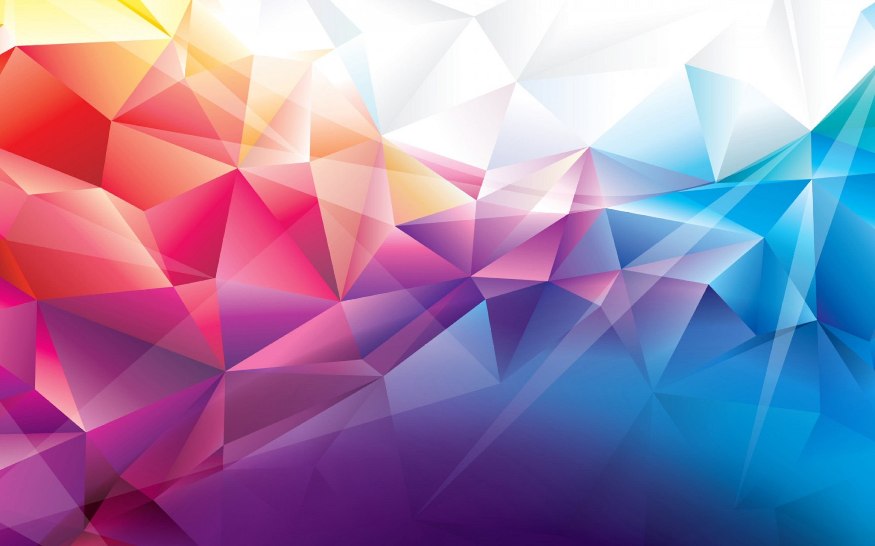 Abstract Best Polygon Hd Wallpaper For Desktop And Mobiles 15