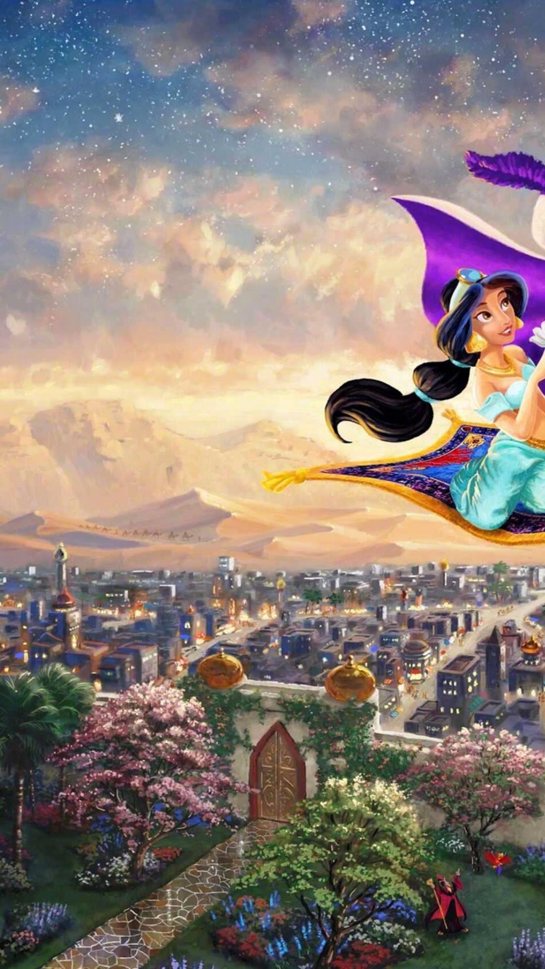 Aladdin Hd Wallpaper Iphone 6 6s Plus Hd Wallpaper