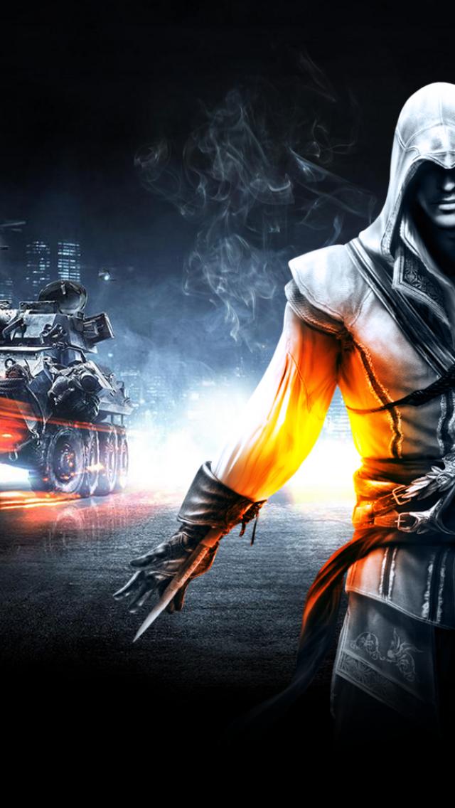 Assassins Creed Of Battlefield 1 4k Hd Wallpaper For Desktop