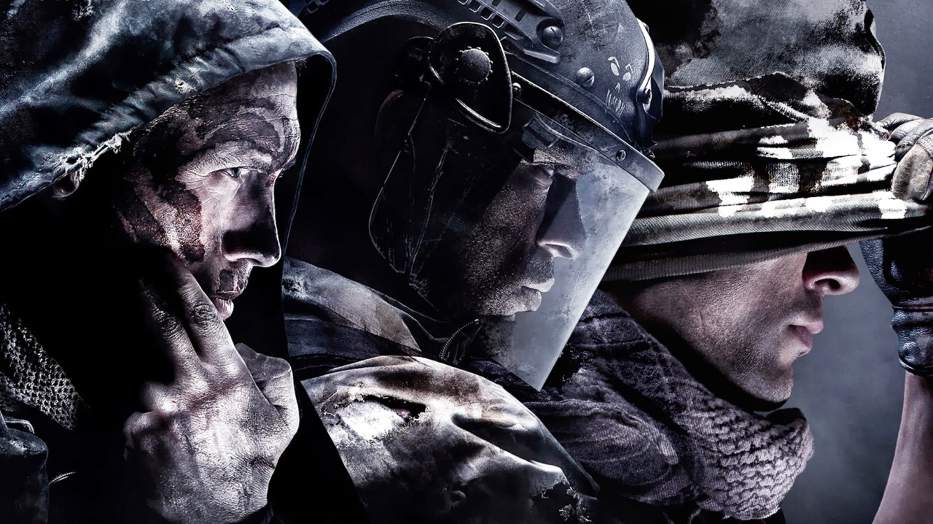 Call Of Duty Ghosts Hd Wallpaper For Desktop And Mobiles Iphone 7