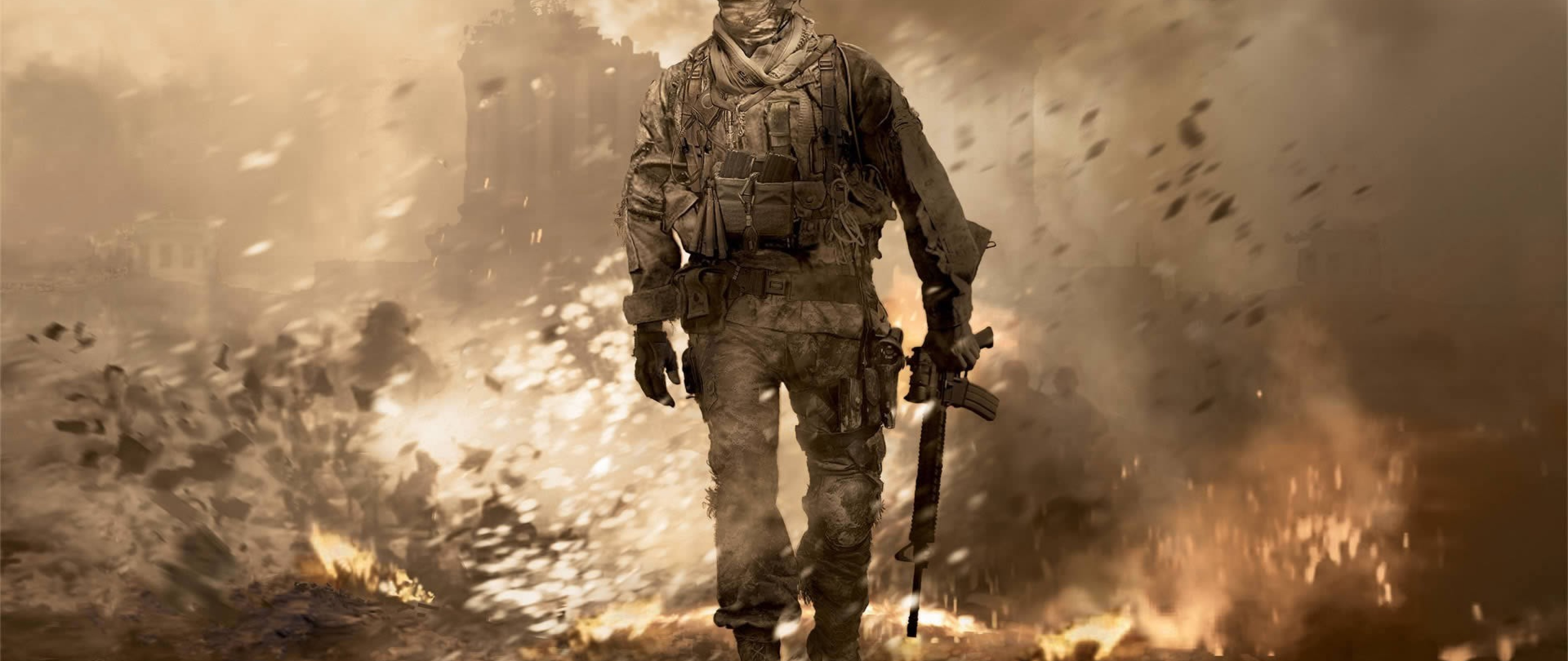Call Of Duty Modern Warfare 2 Wallpaper For Desktop And Mobiles 4k