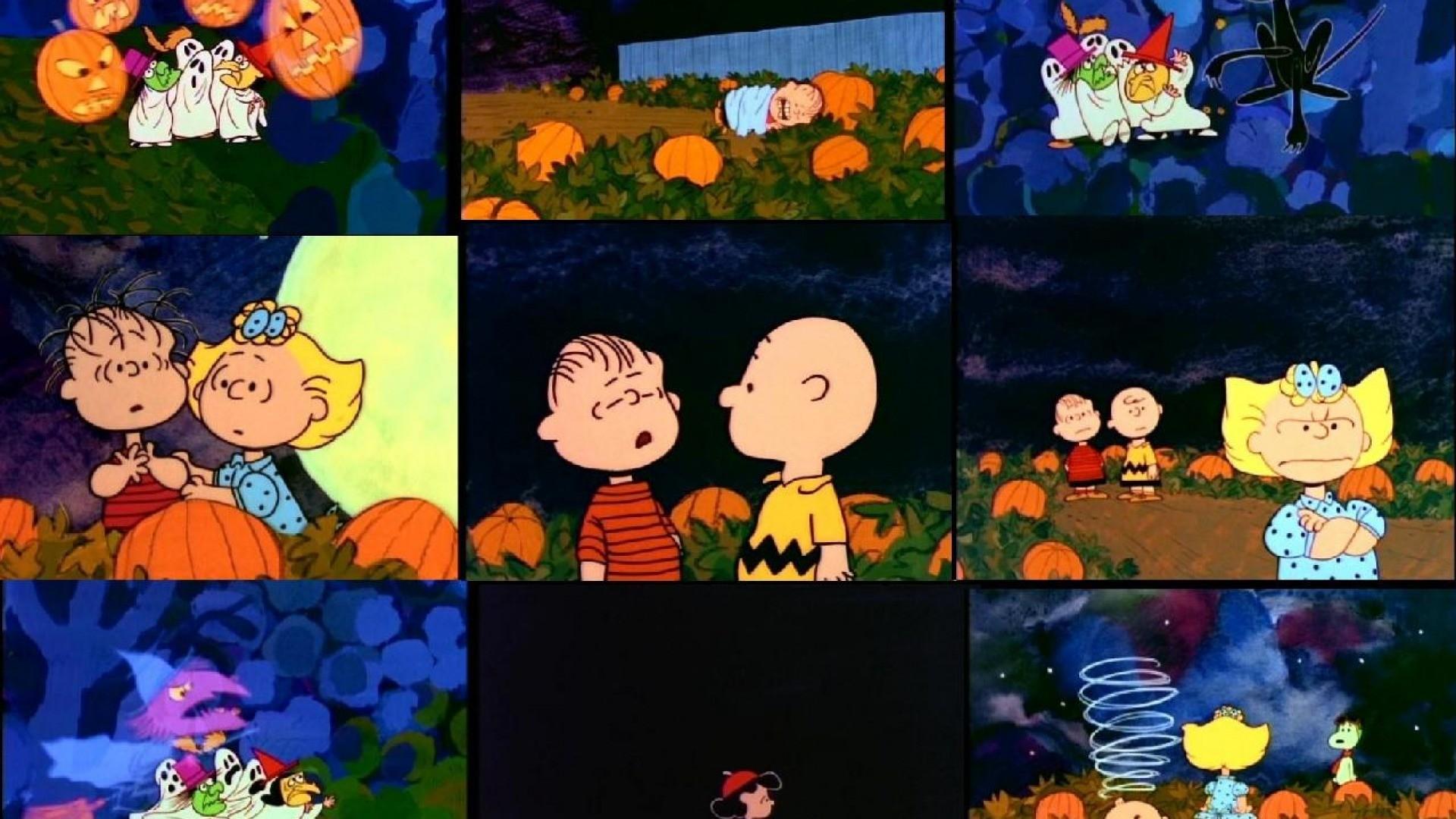 Charlie Brown Halloween Hd Wallpaper Iphone 7 Plus Iphone 8 Plus