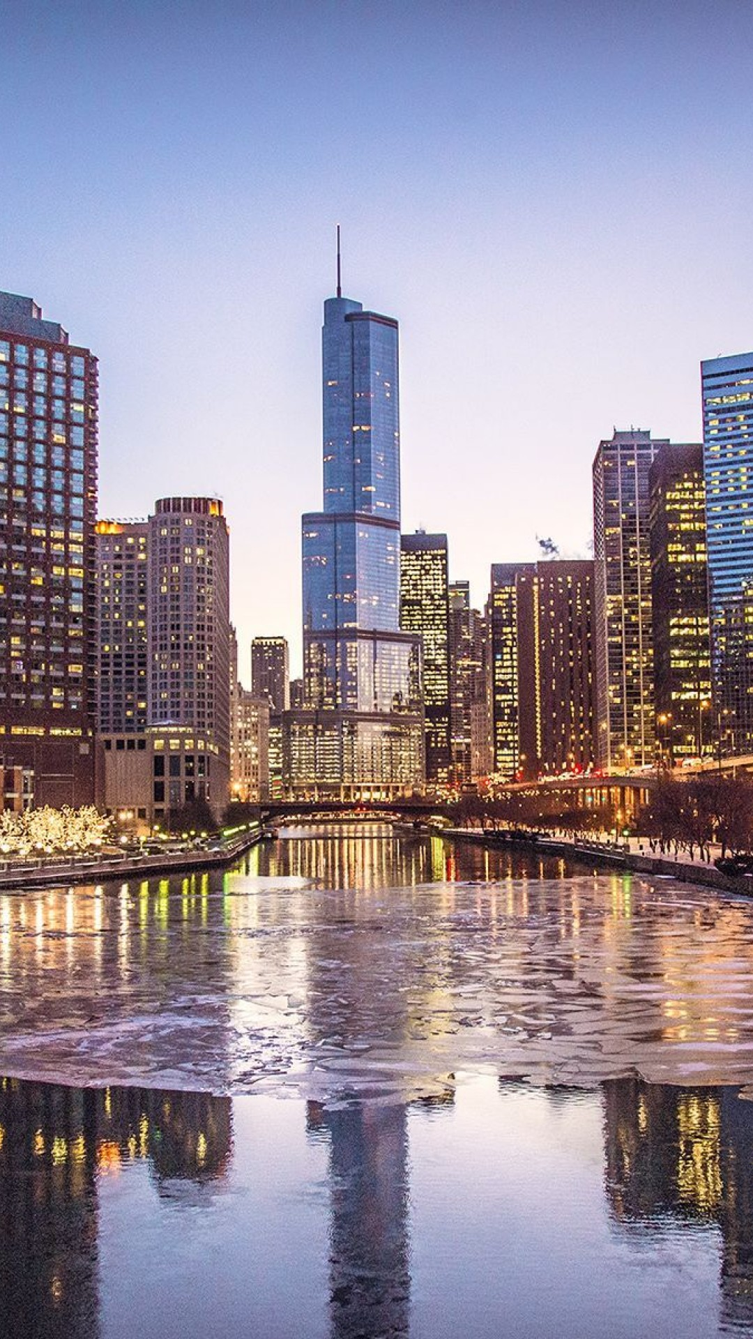 Chicago City Wallpaper For Desktop And Mobiles Iphone 6 6s