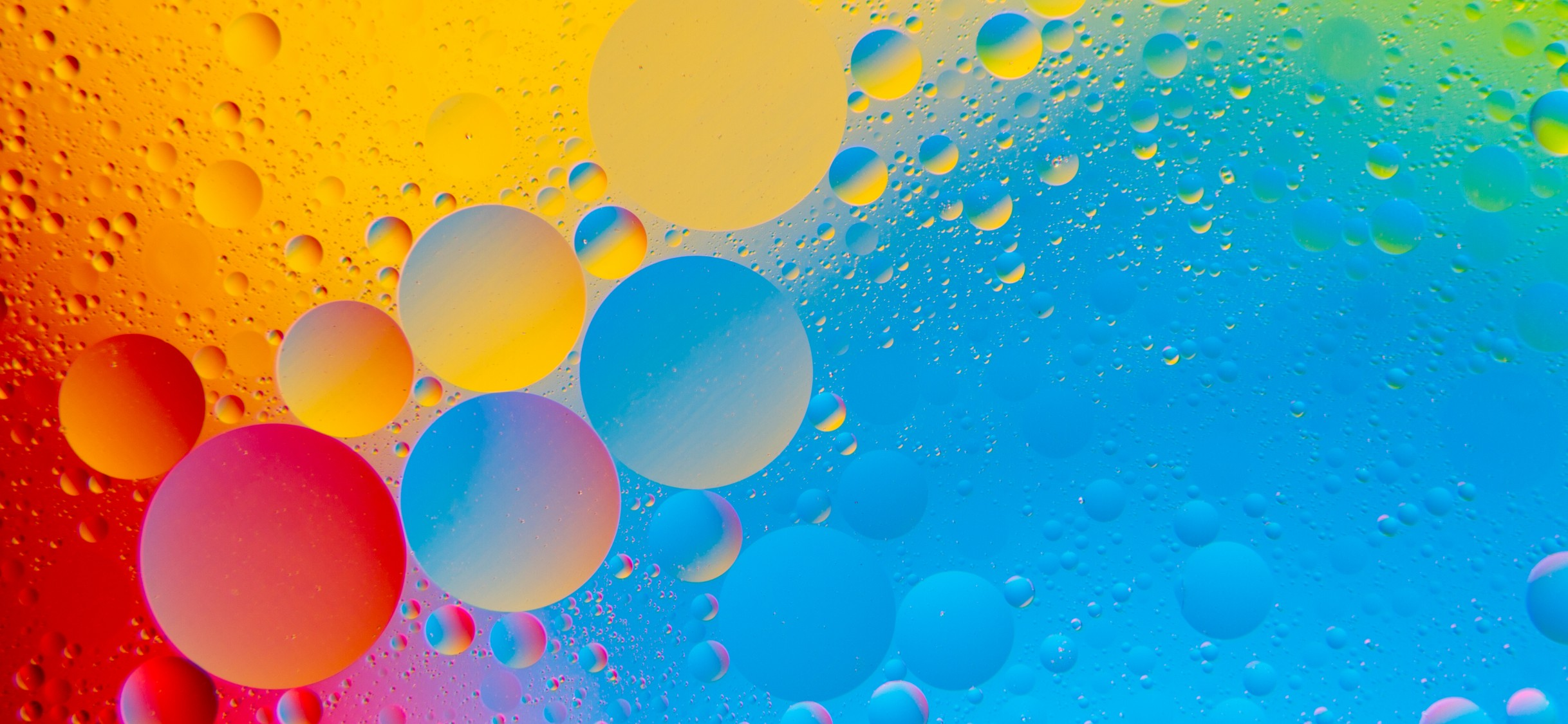 Colourful Bubbles 4k Hd Abstract Wallpaper Iphone X Hd