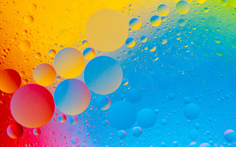 Colourful Bubbles 4k Hd Abstract Wallpaper 15 Retina
