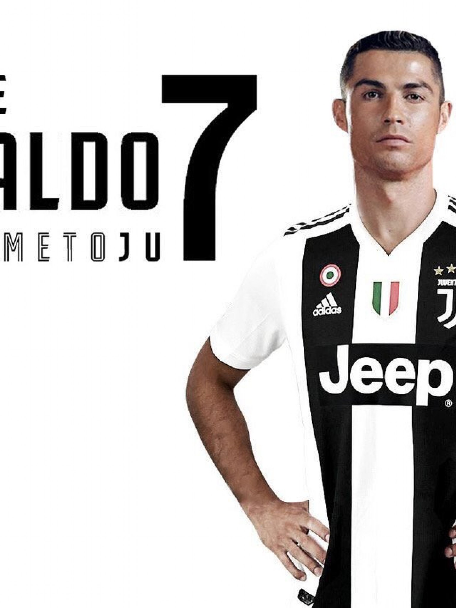 Cristiano Ronaldo Juventus Retina Ipad Hd Wallpaper Wallpapers Net