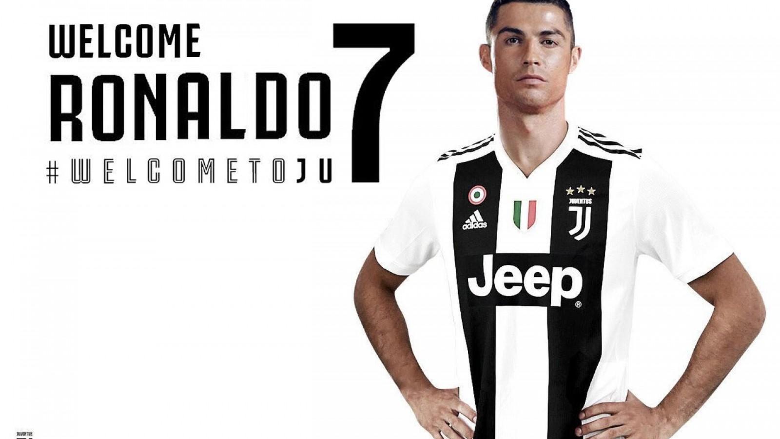 Cristiano Ronaldo Juventus 1600x900 Hd Wallpaper Wallpapers Net