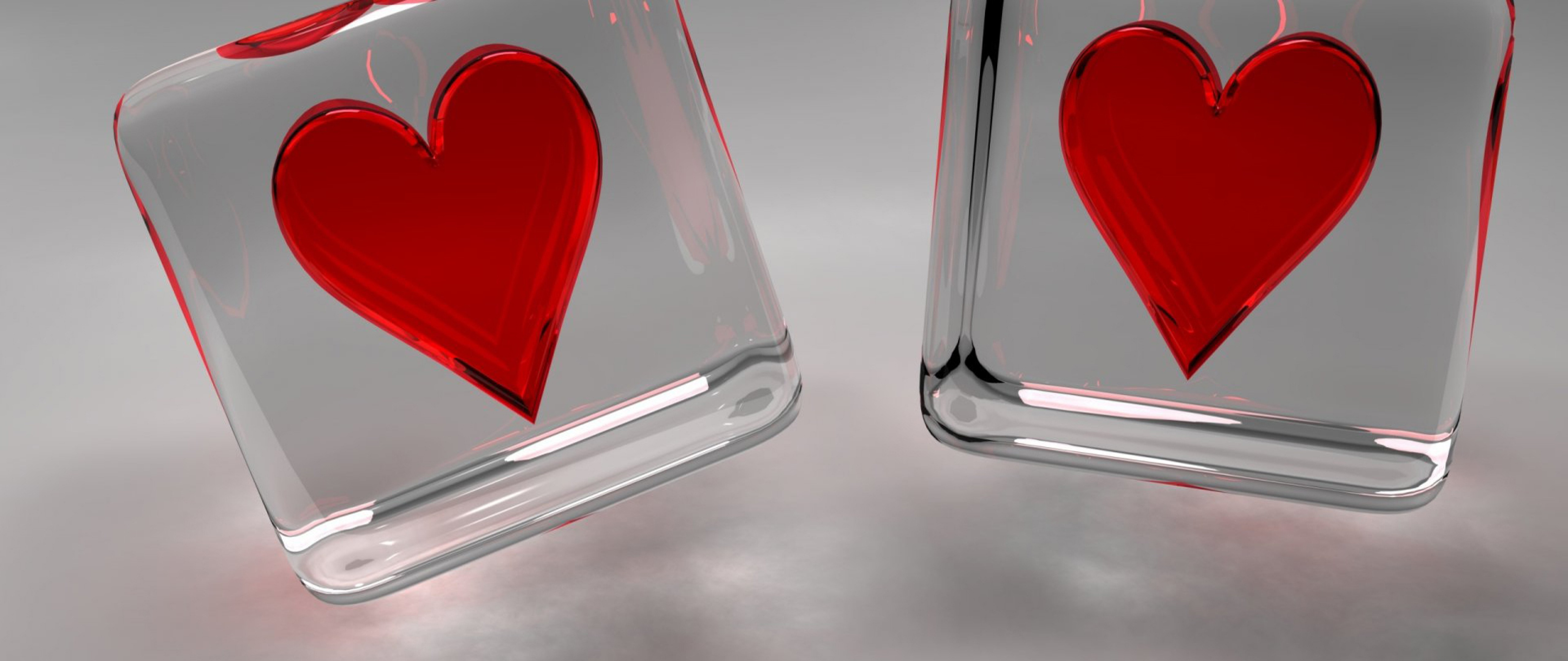 Download Free Love Heart Cubes Live Hd Wallpaper For Desktop And