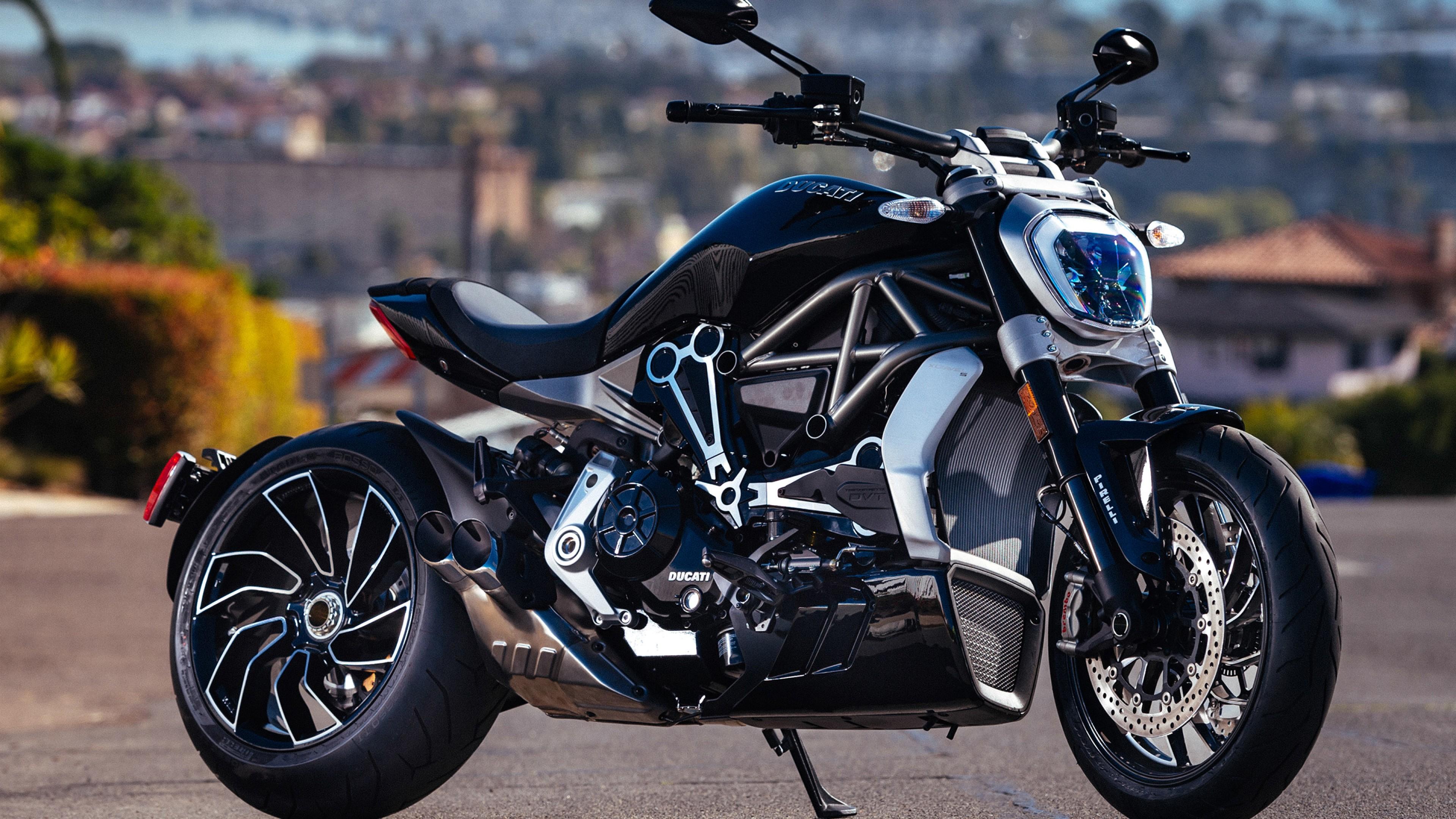 Ducati Diavel Bike Hd Wallpaper For Desktop And Mobiles 4k