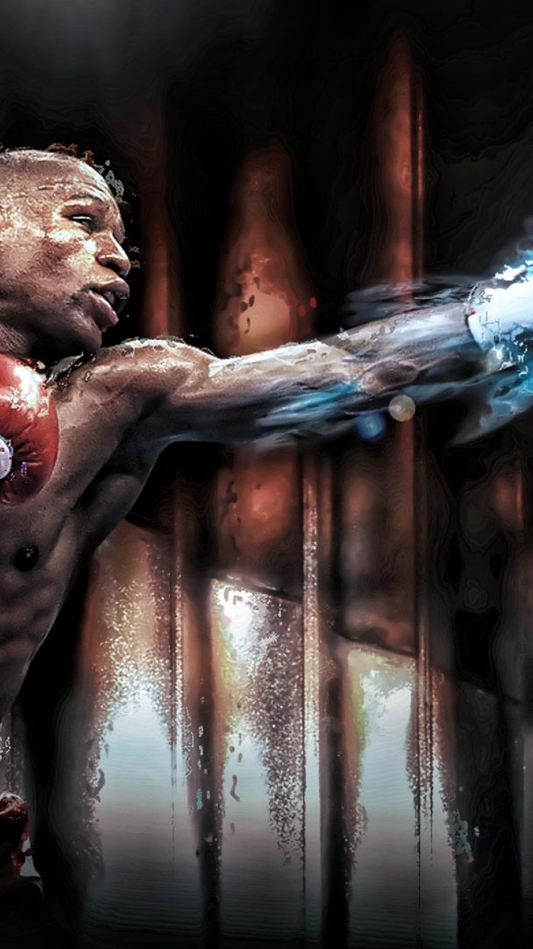 Floyd Mayweather Hd Wallpaper For Desktop And Mobiles Iphone