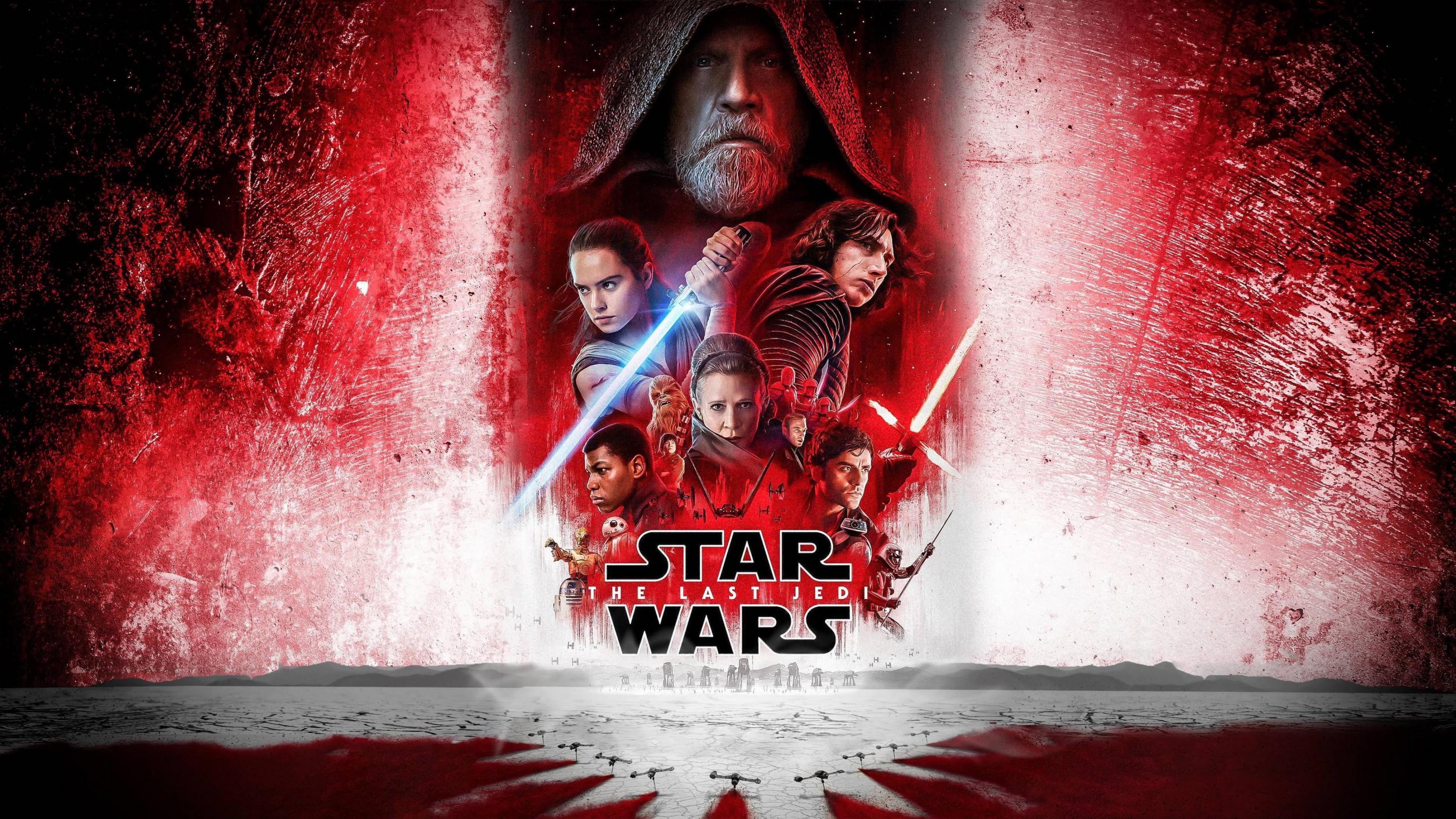 Free Download Star Wars The Last Jedi Hd Wallpaper For Desktop And
