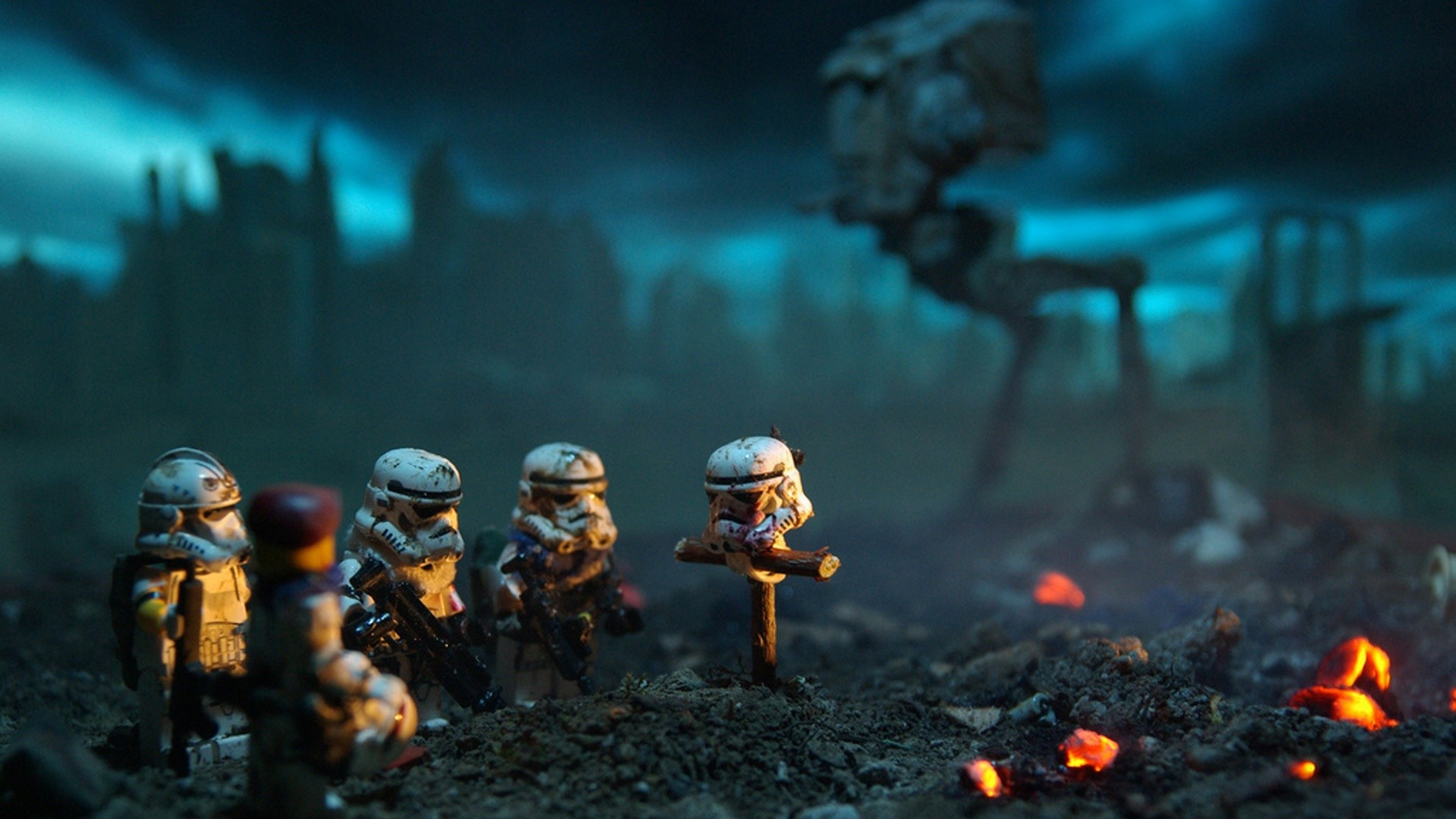 Free Lego Star Wars Hd Wallpaper For Desktop And Mobiles 4k