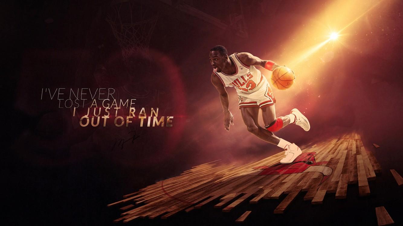 Free Michael Jordan Hd Wallpaper For Desktop And Mobiles