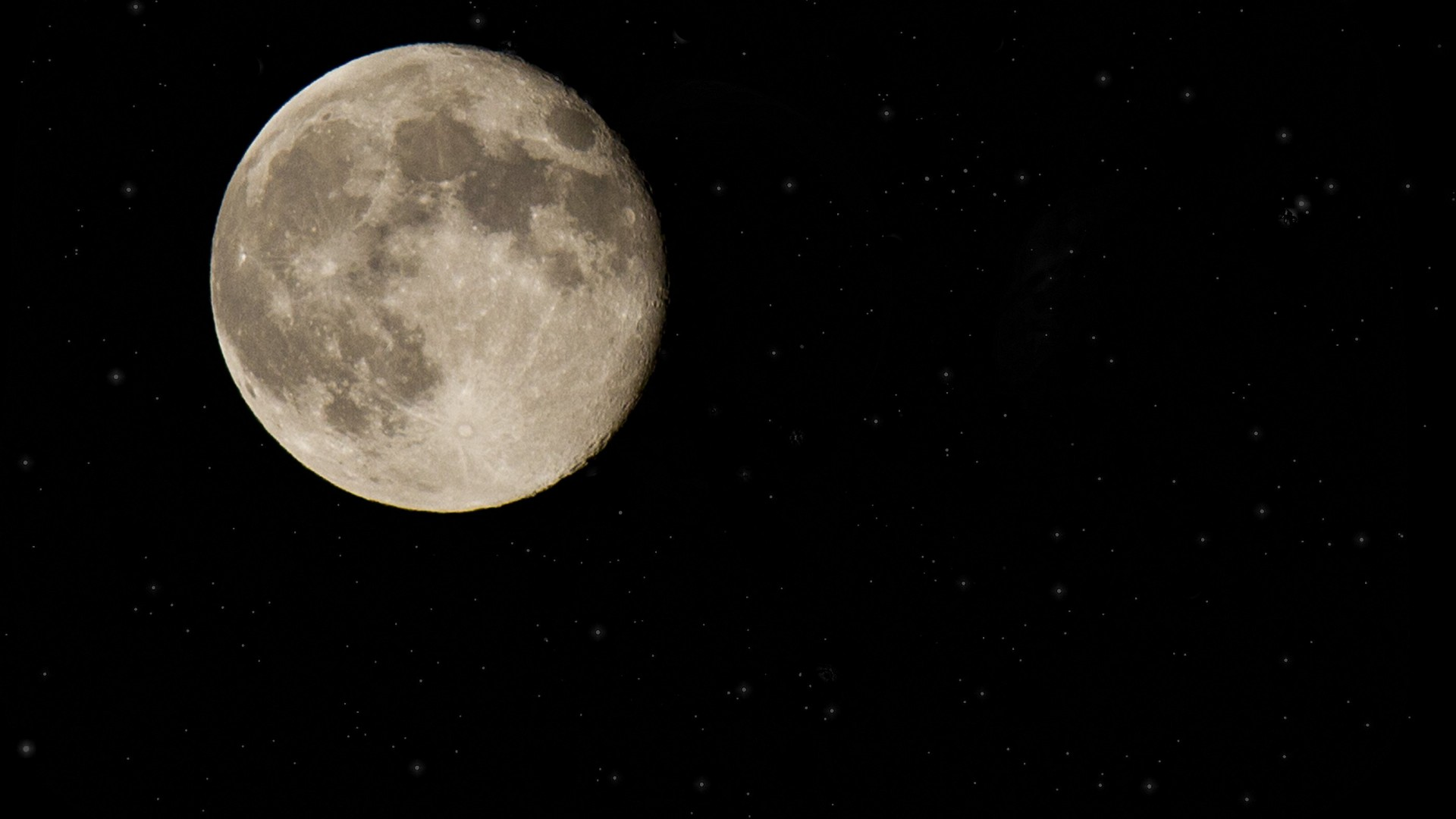 Free Moon And Stars Wallpaper For Desktop And Mobiles Iphone