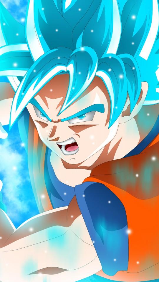 Goku Dragon Ball Super Z Hd Wallpaper