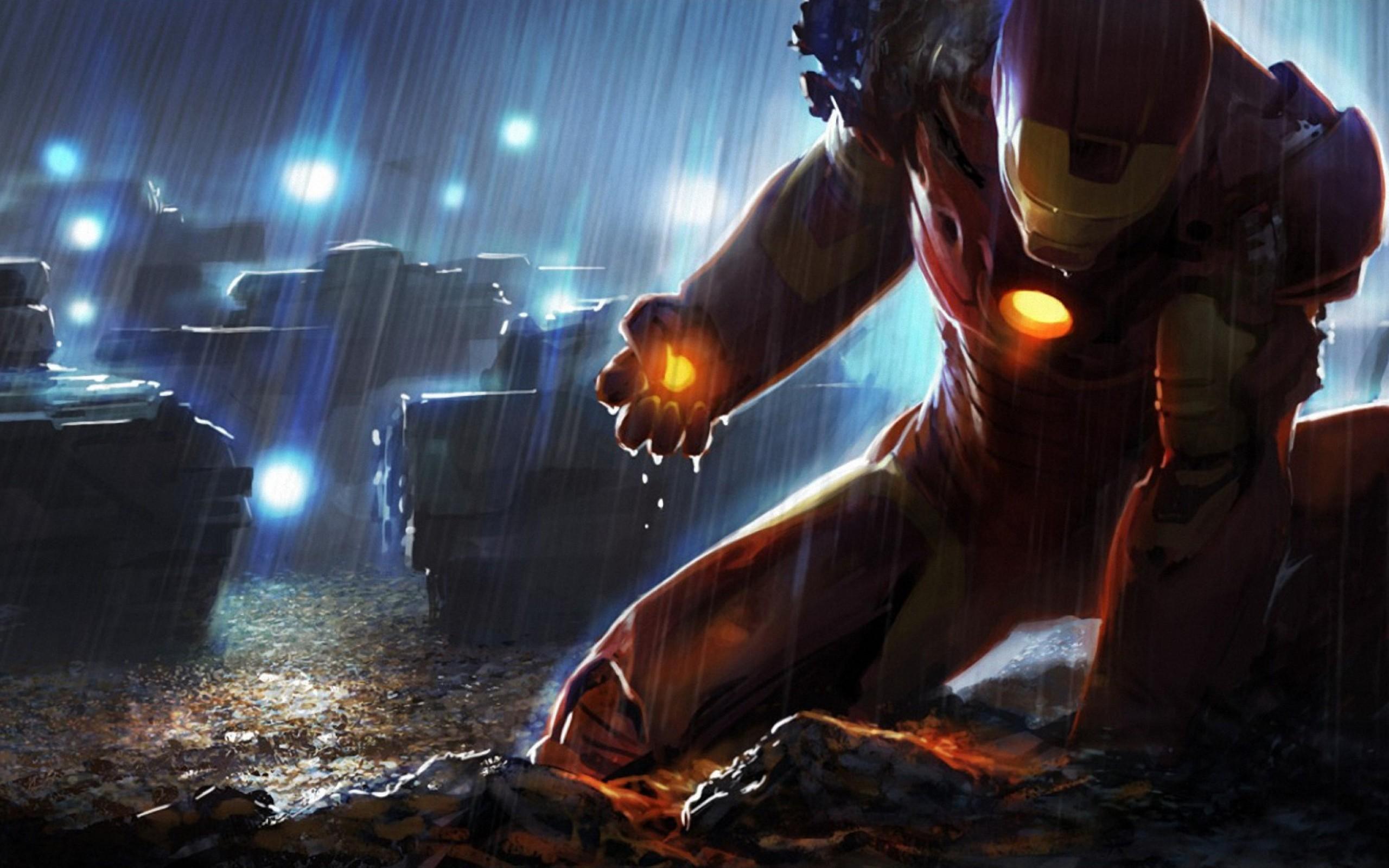 Iron Man Full Hd Wallpaper For Desktop And Mobiles 13
