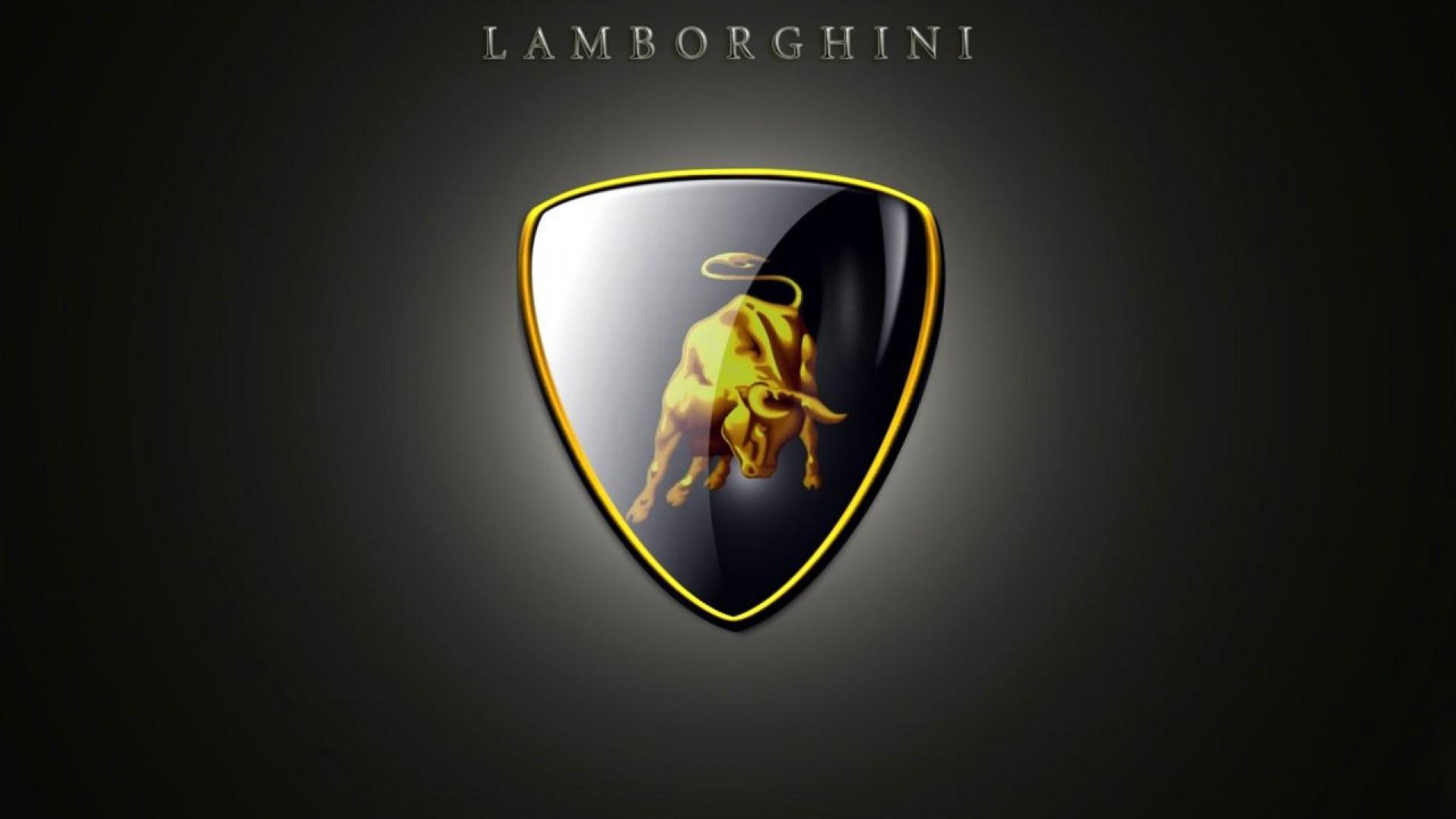 Lamborghini Logo 3d And Hd Wallpaper For Desktop And Mobiles