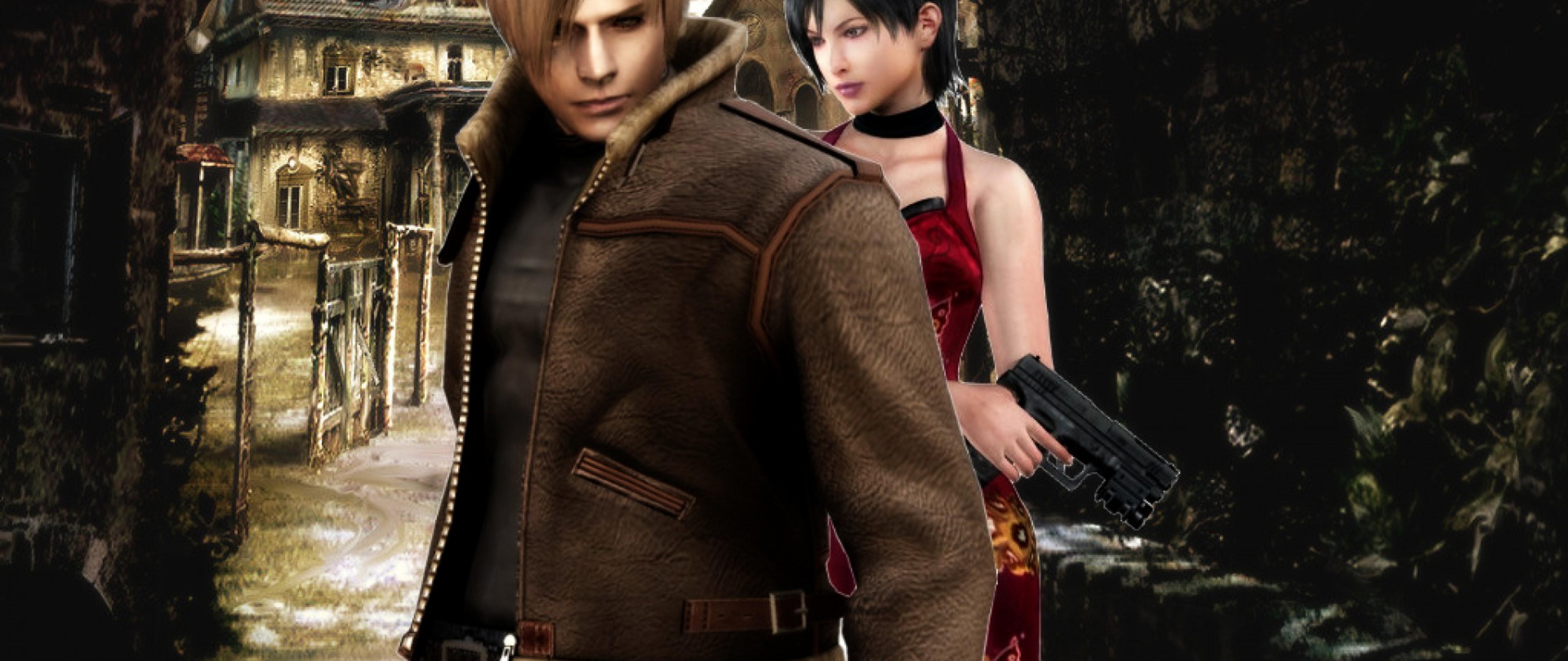 Resident Evil 4 Hd Wallpaper 4k Ultra Hd Wide Tv Hd Wallpaper