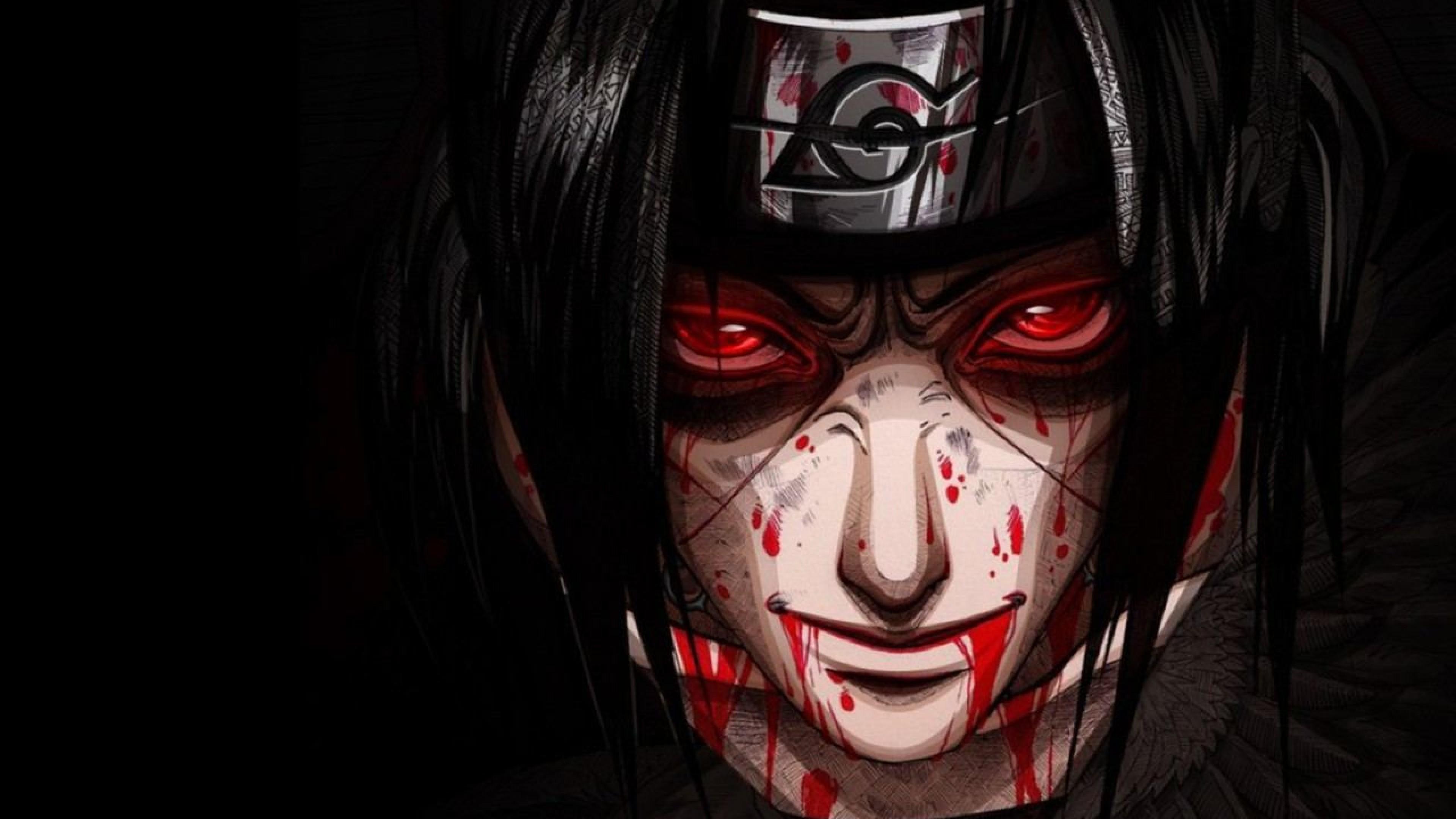 Sai Naruto Wallpaper For Desktop And Mobiles 4k Ultra Hd