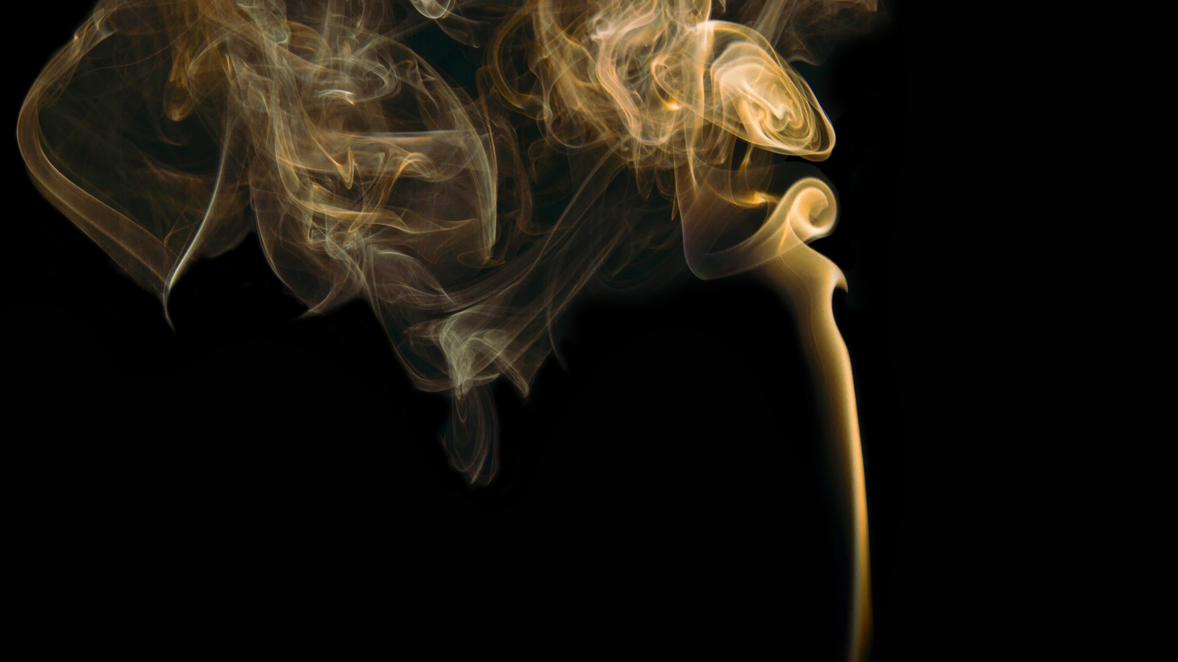 Smoke Abstract 3d Wallpaper For Desktop And Mobiles 4k Ultra