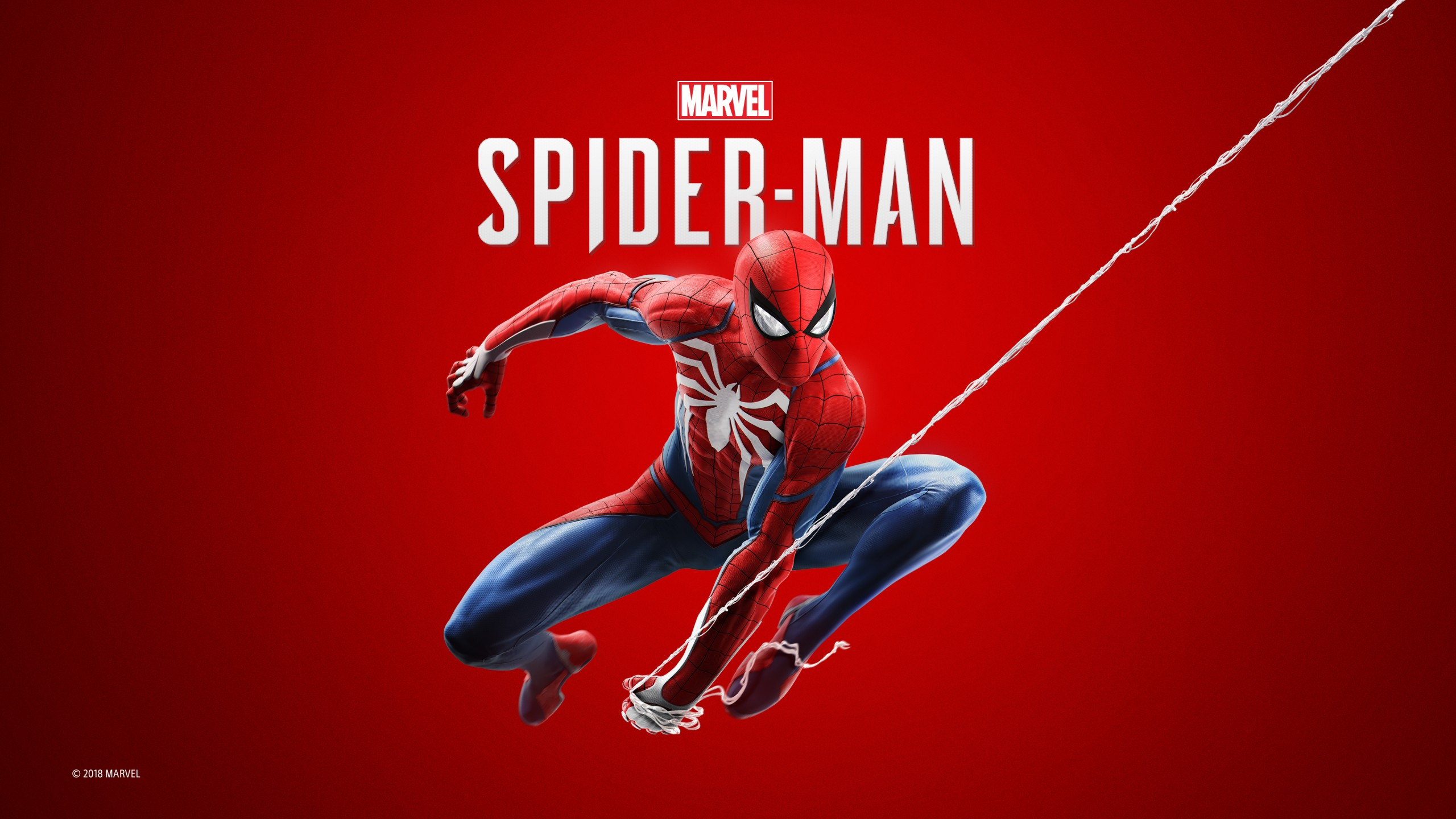 Spider Man 2018 4k Ps4 Game Youtube Cover Photo Hd