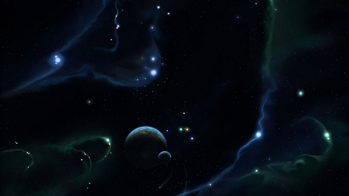 Stars All Around The Universe Hd Wallpaper Iphone 7 Iphone