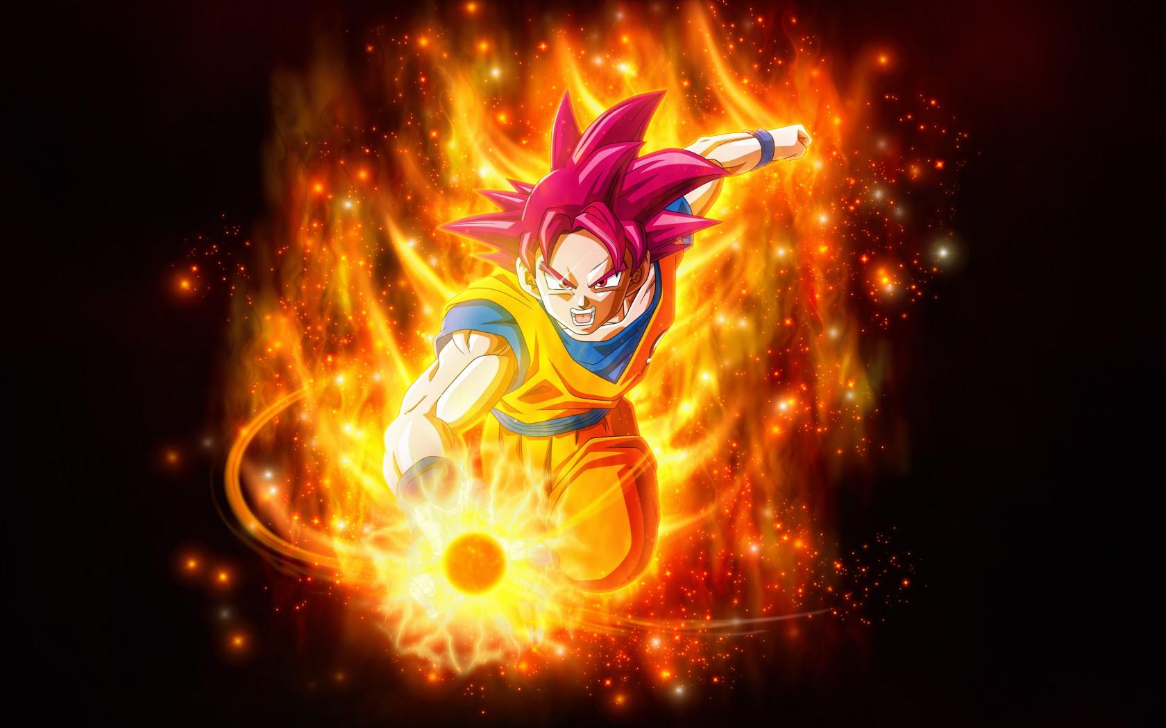 Super Saiyan Goku Dragon Ball Super Super 4k 1680x1050 Hd