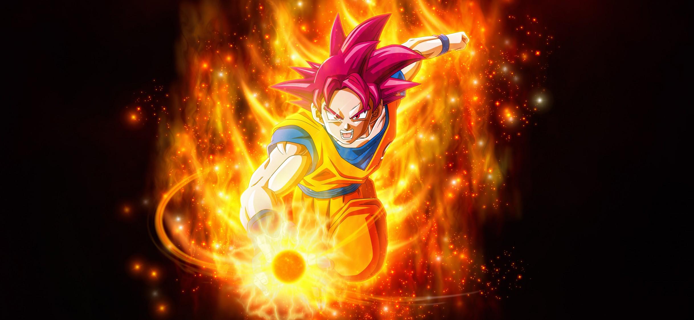 Super Saiyan Goku Dragon Ball Super Super 4k Iphone X Hd Wallpaper Wallpapers Net