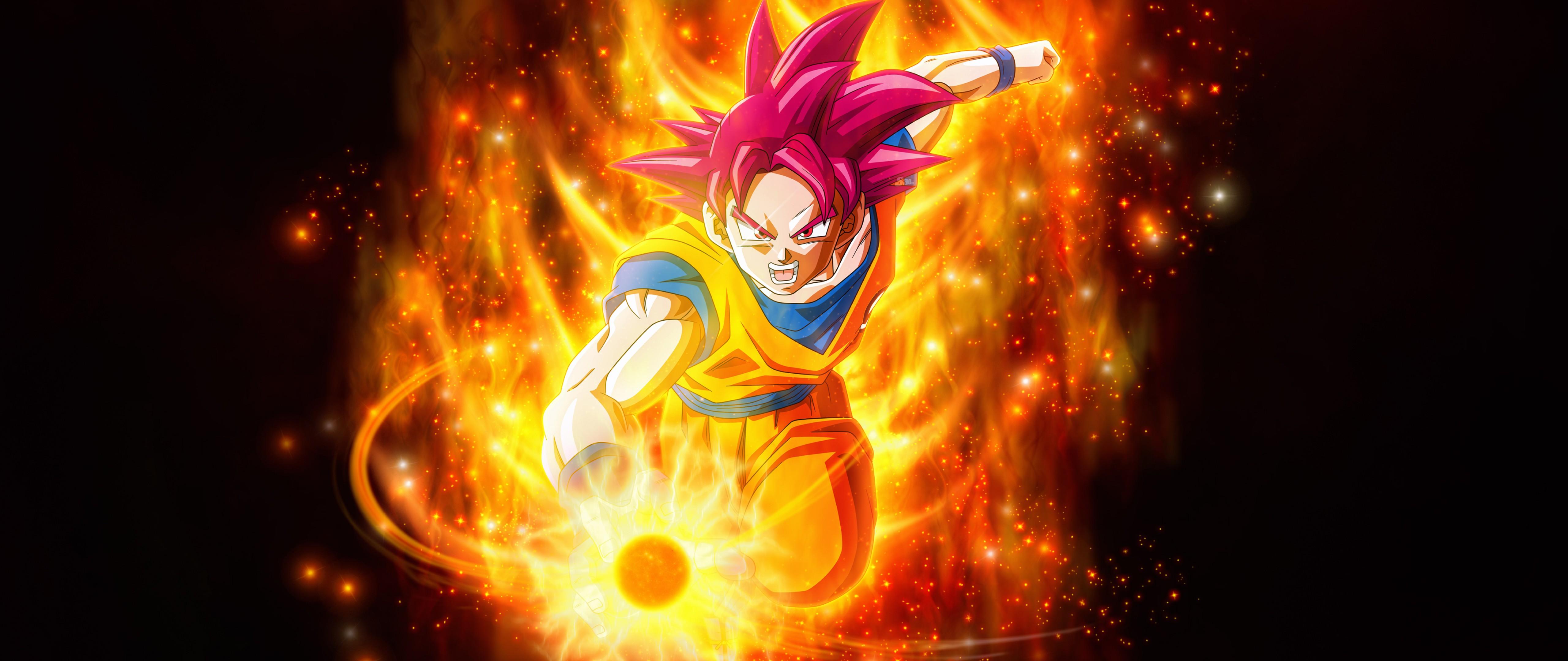 Super Saiyan Goku Dragon Ball Super Super 4k 4k Ultra Hd