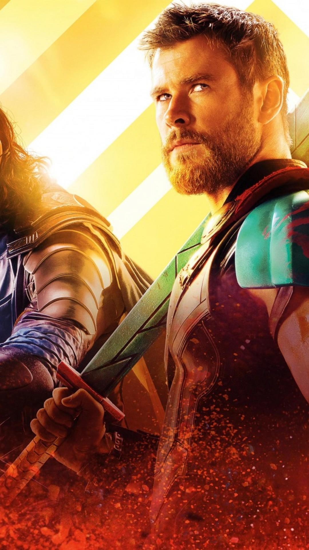 Thor Ragnarok Wallpaper Iphone