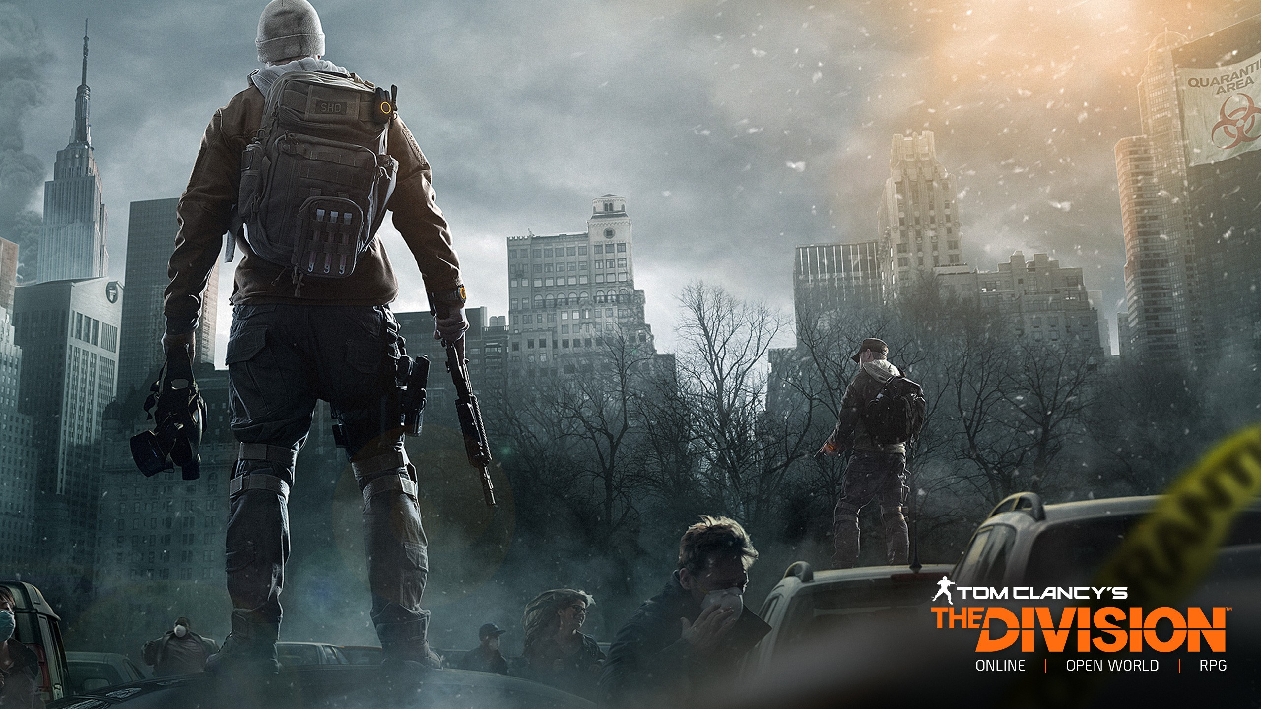 Tom Clancys The Division 4k Wallpaper For Desktop And