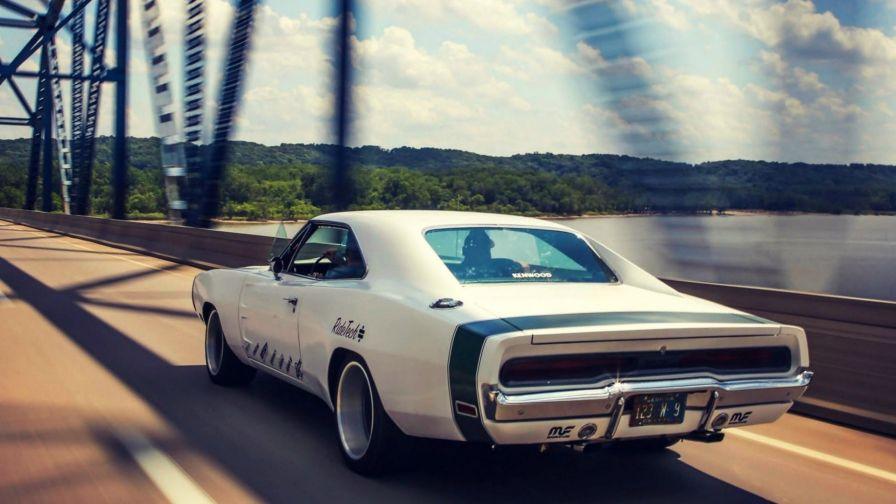 1970 Dodge Charger Hd Wallpaper Wallpapers Net