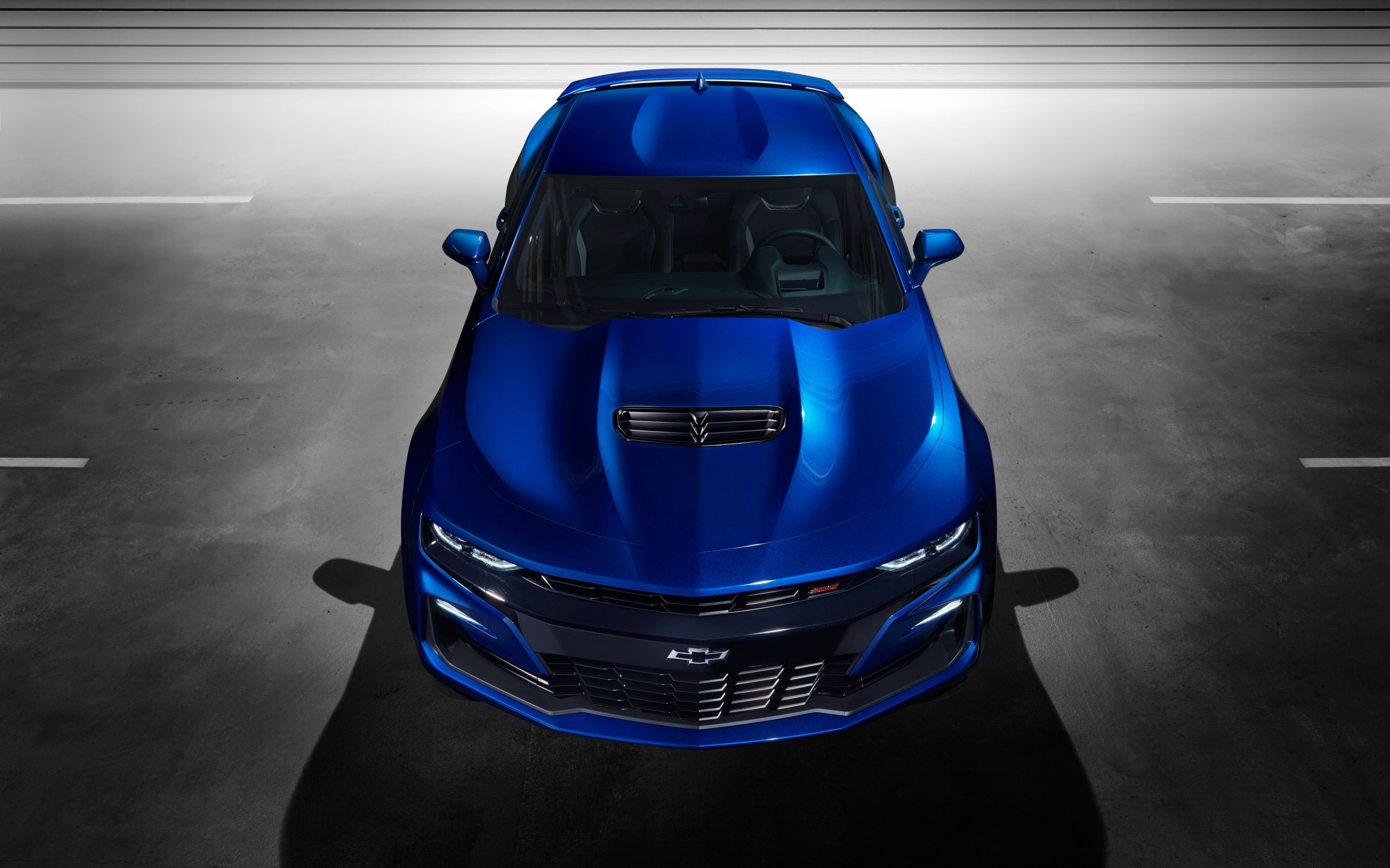 2019 Chevrolet Camaro SS 4K Car Wallpaper
