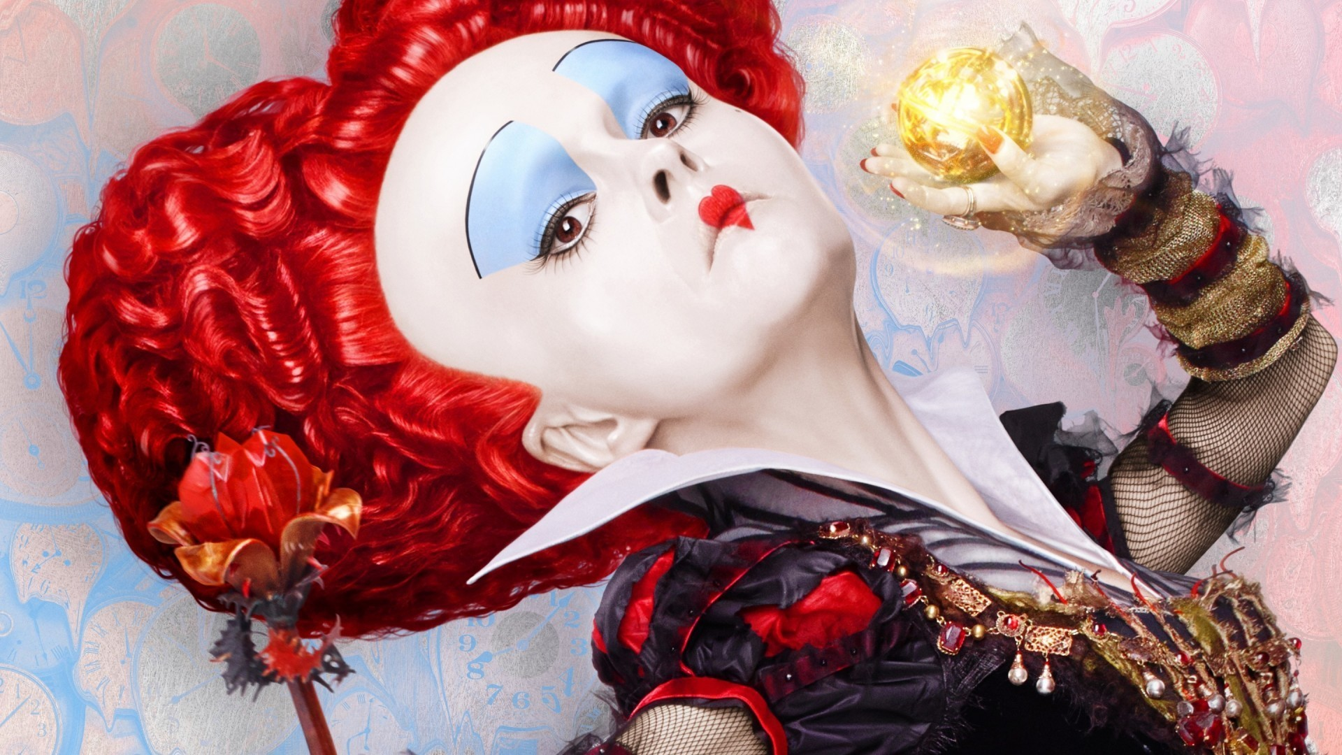 Alice Through the Looking Glass HD Wallpaper