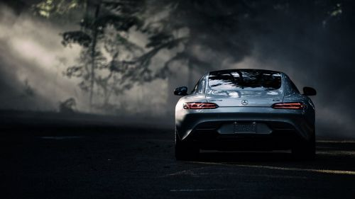 AMG GTS HD Wallpaper