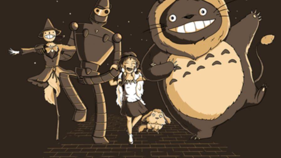 Anime Wizard Of Oz HD Wallpaper