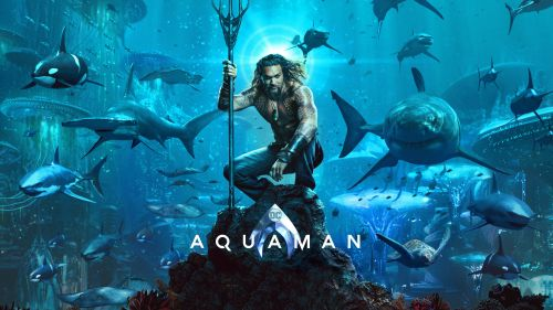 Aquaman 2018 Movie Wallpaper