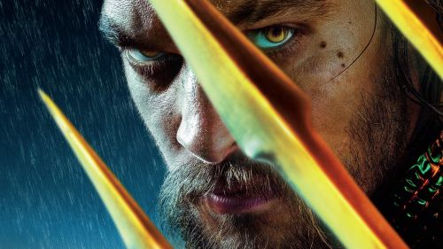 Aquaman close-up HD Wallpaper