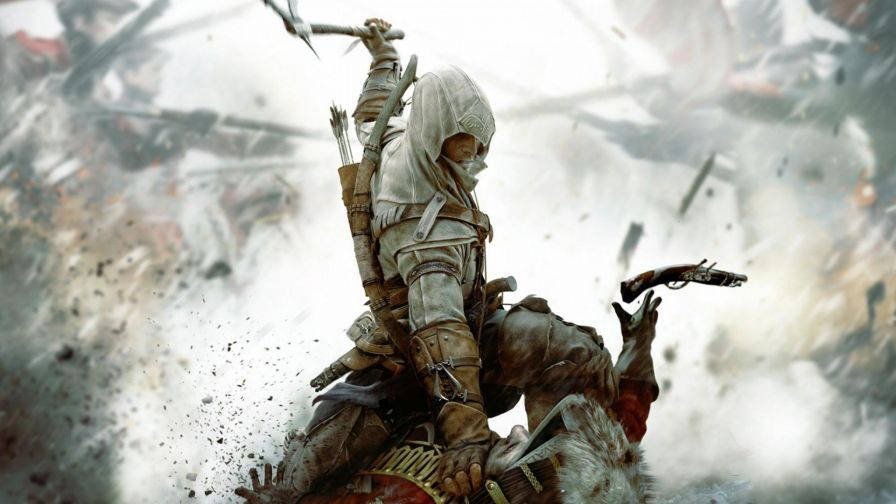 Assassins Creed Death Hd Wallpaper for Desktop and Mobiles