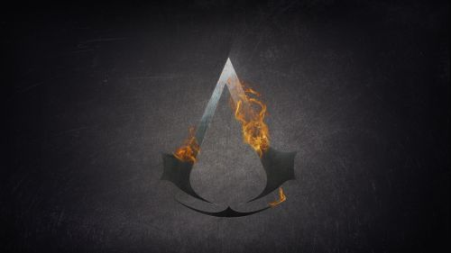 Assassins Creed Symbol HD Wallpaper