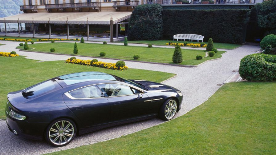 Aston Martin Rapide HD Wallpaper available in different dimensions