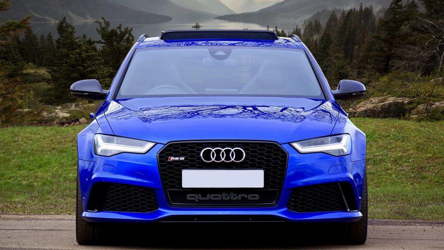Audi Rs6 Hd Wallpaper Wallpapers Net