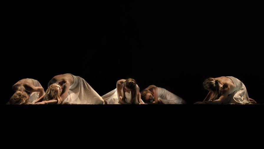 Ballet Dancer Hd Wallpaper For Desktop And Mobilesballet Dancers Wallpapers Net
