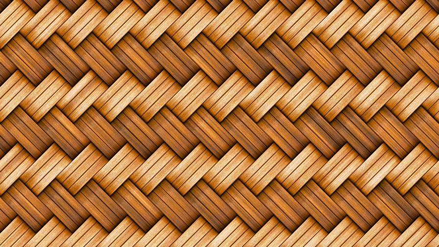 Basket fiber texture HD Wallpaper