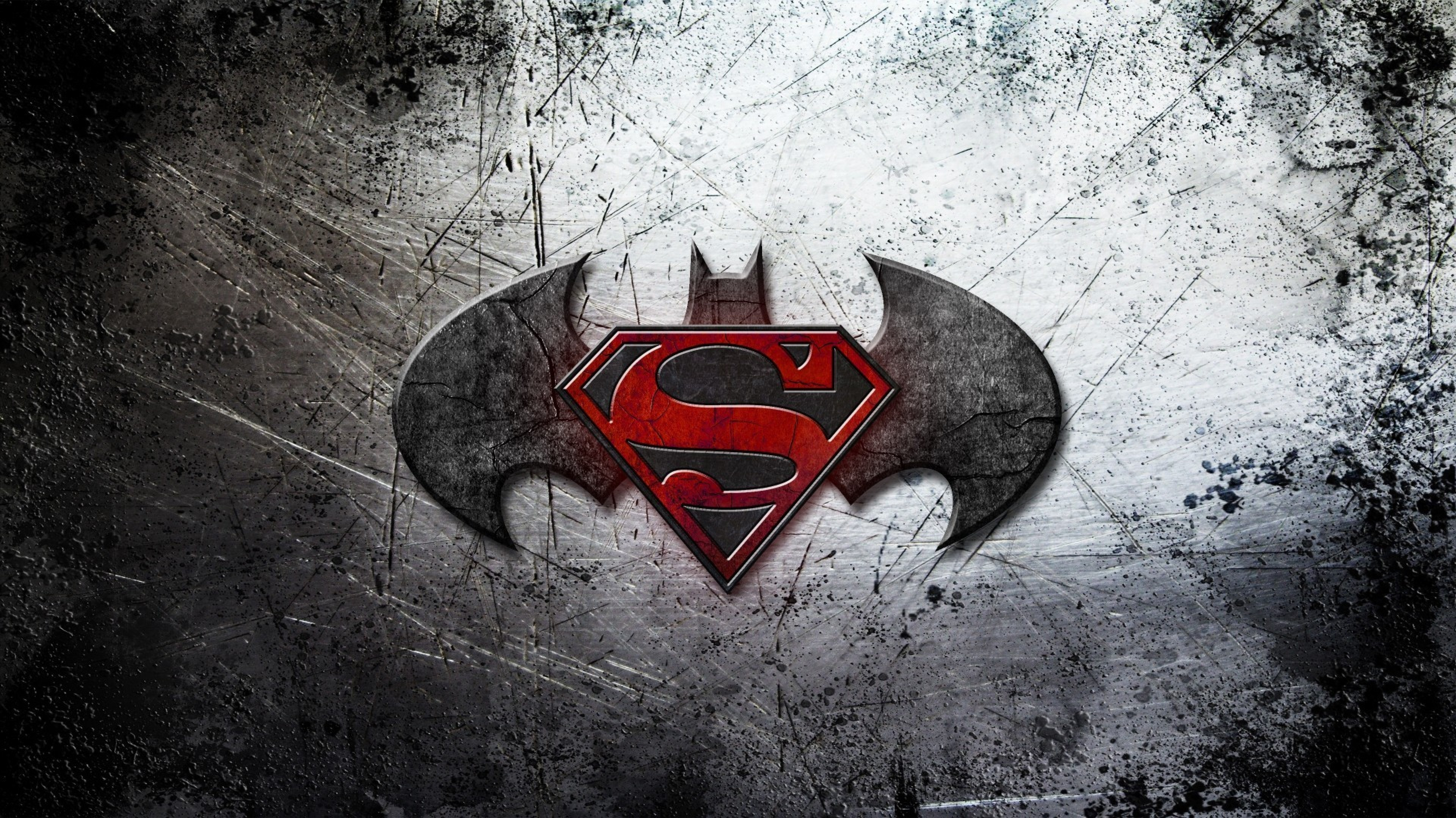 Batman vs Superman HD Wallpaper