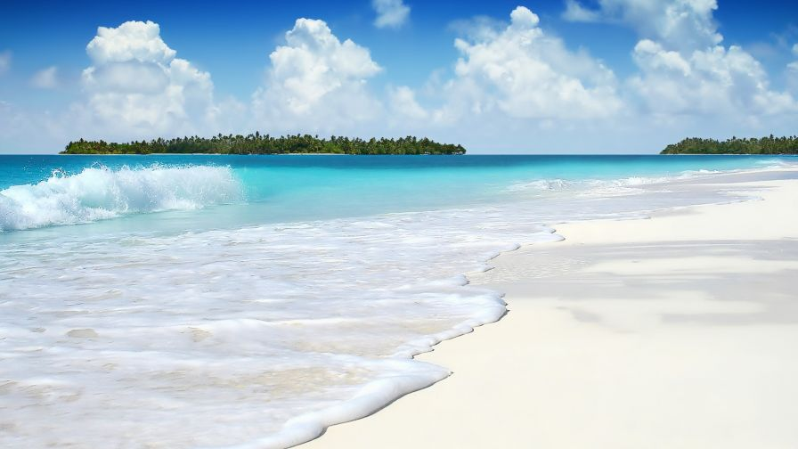 Beautiful Clear Water Beach