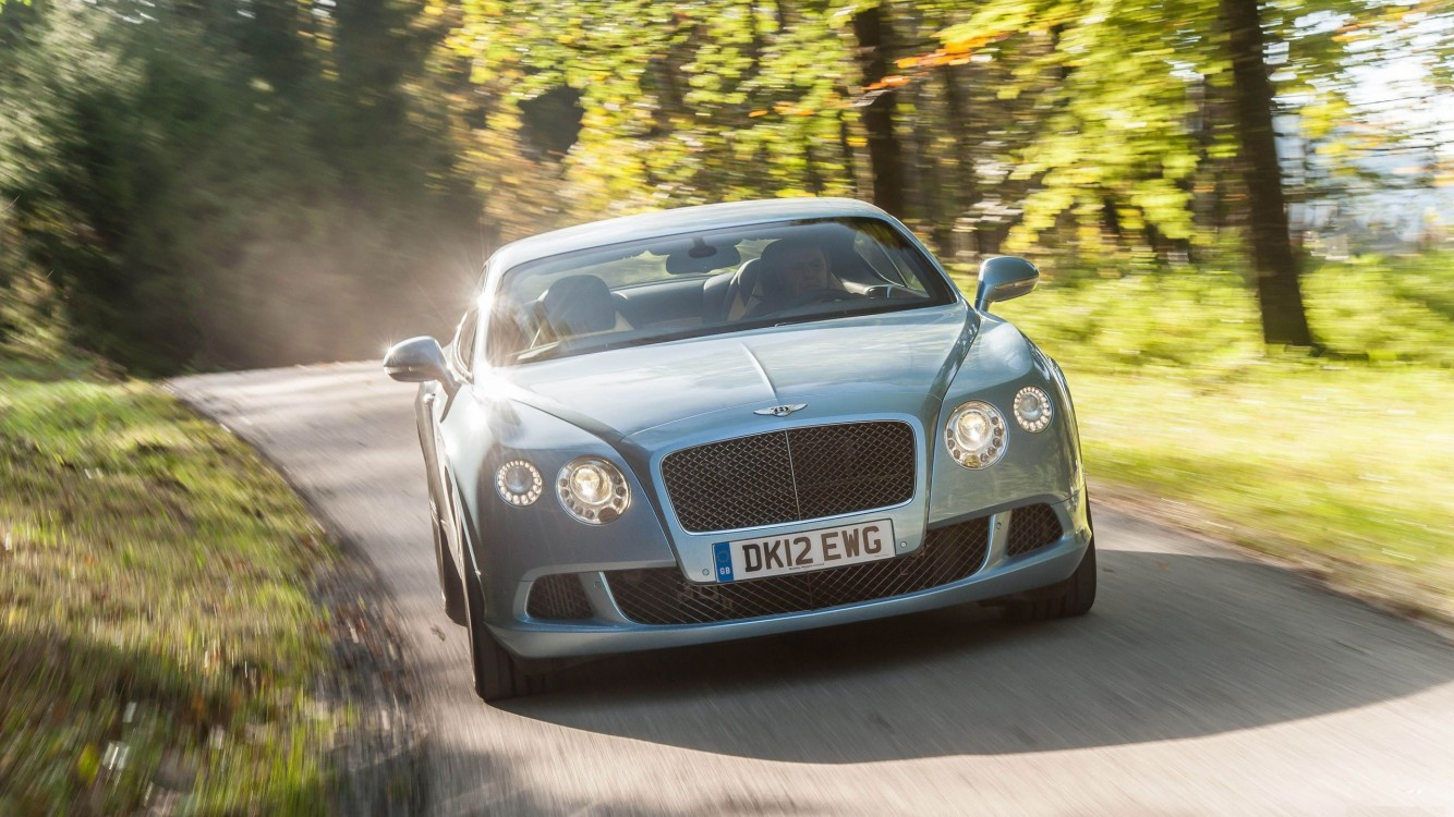 Bentley Continental GT HD Wallpaper