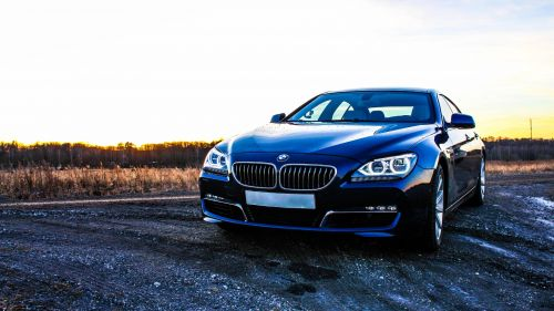 BMW 6 Series HD Wallpaper