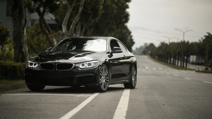 BMW F32 HD Wallpaper